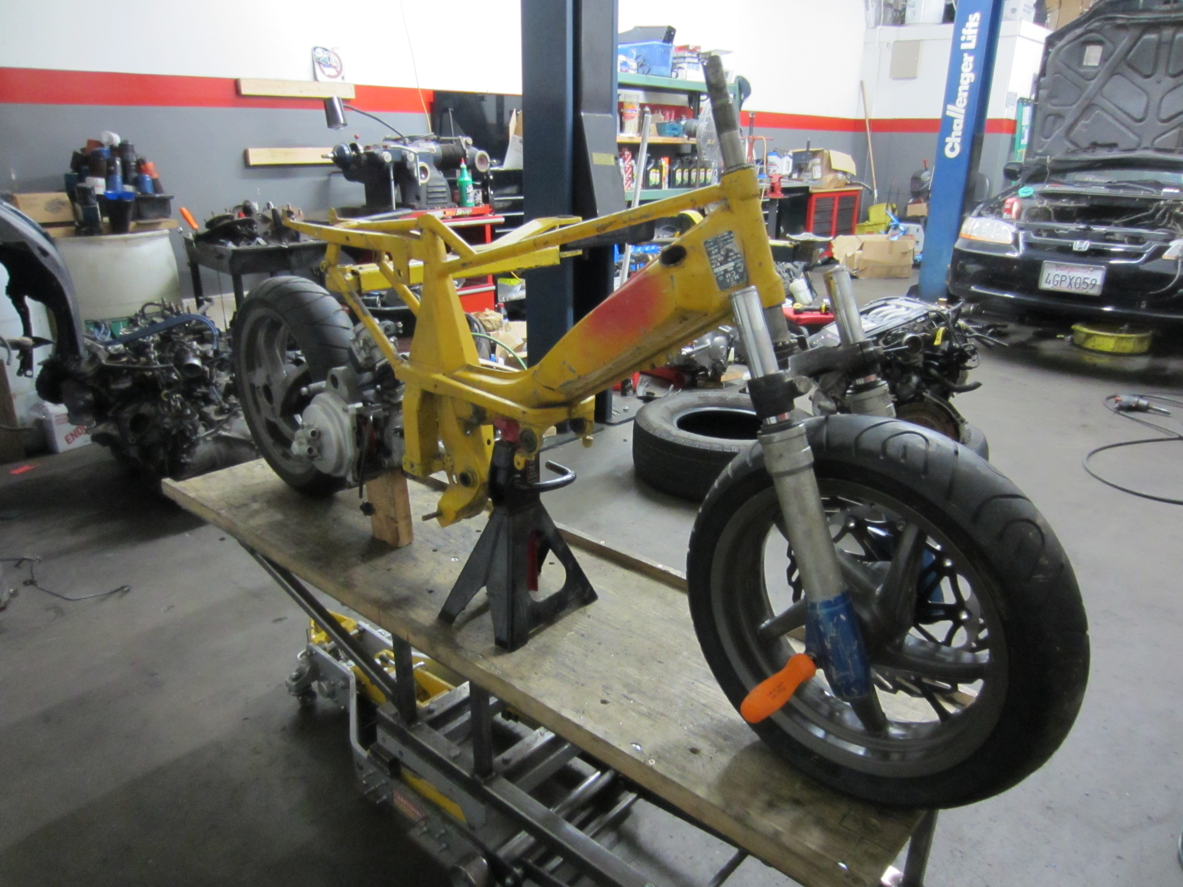 malossi 77 big bore | Tomahawk Mopeds