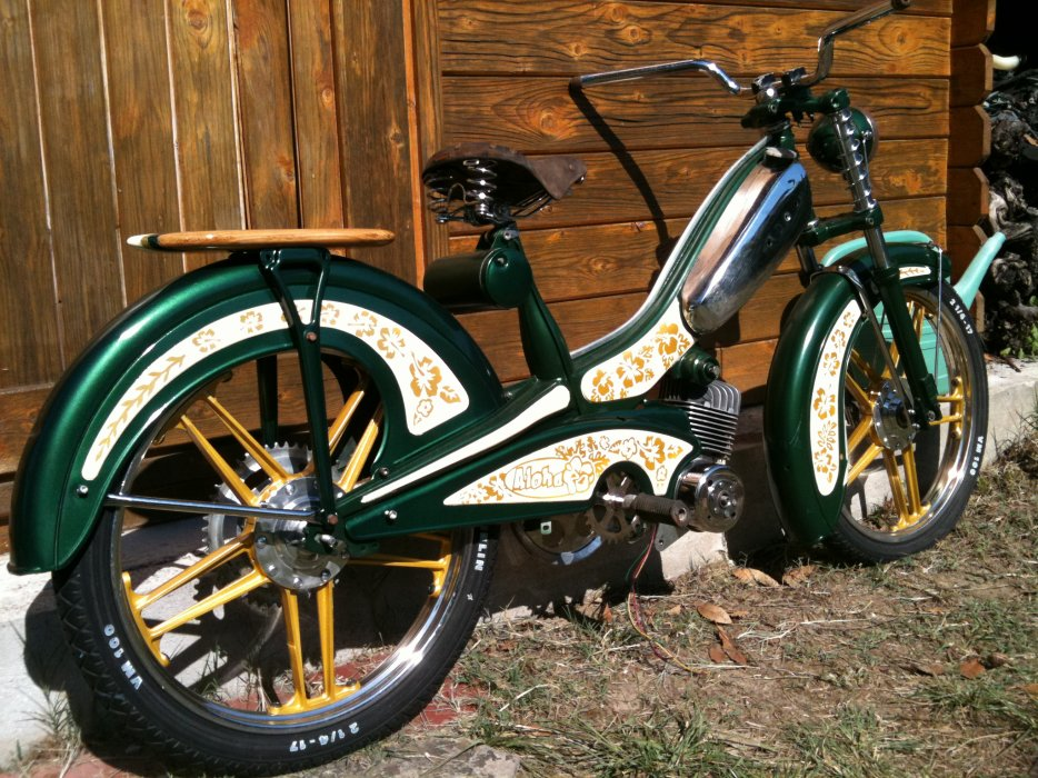 Re: Favorite Custom Moped Builder? [by ajwasp] — Moped Army