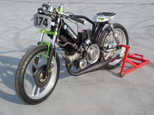 Peugeot RCX 50cc Race Bike