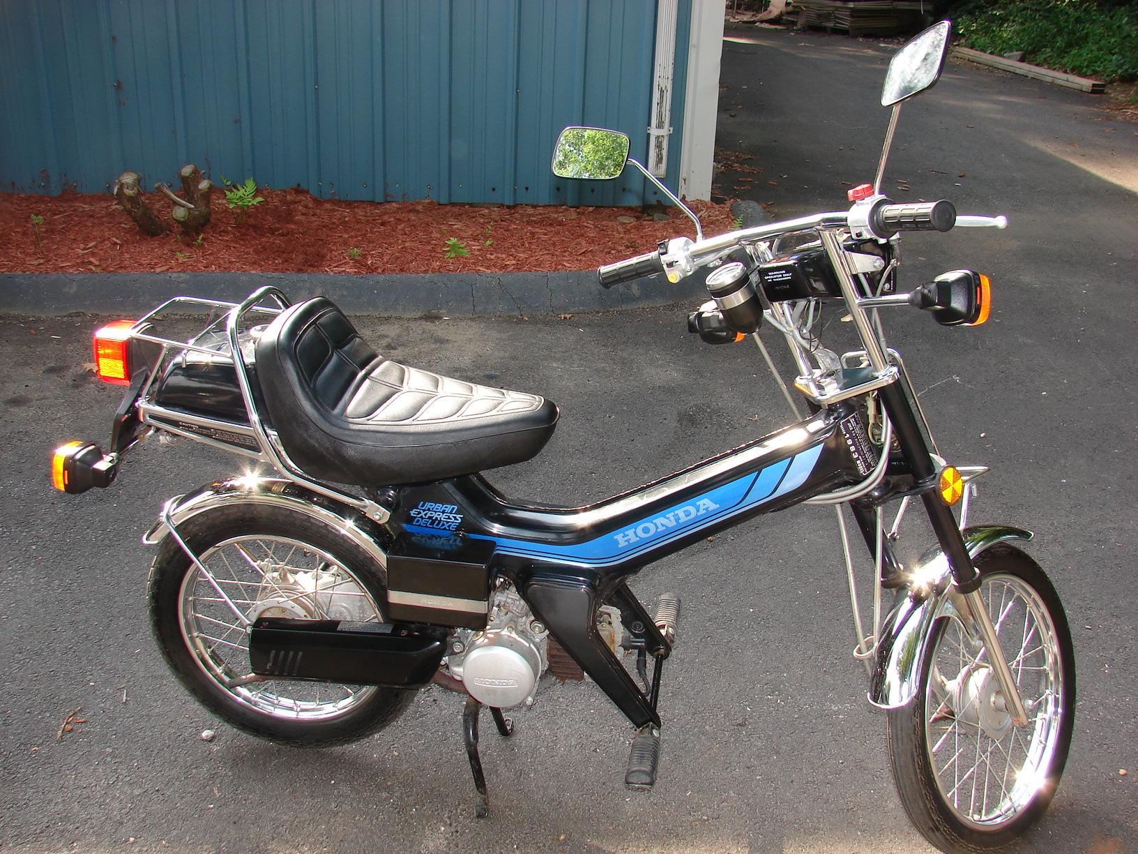 honda urban express | Tomahawk Mopeds