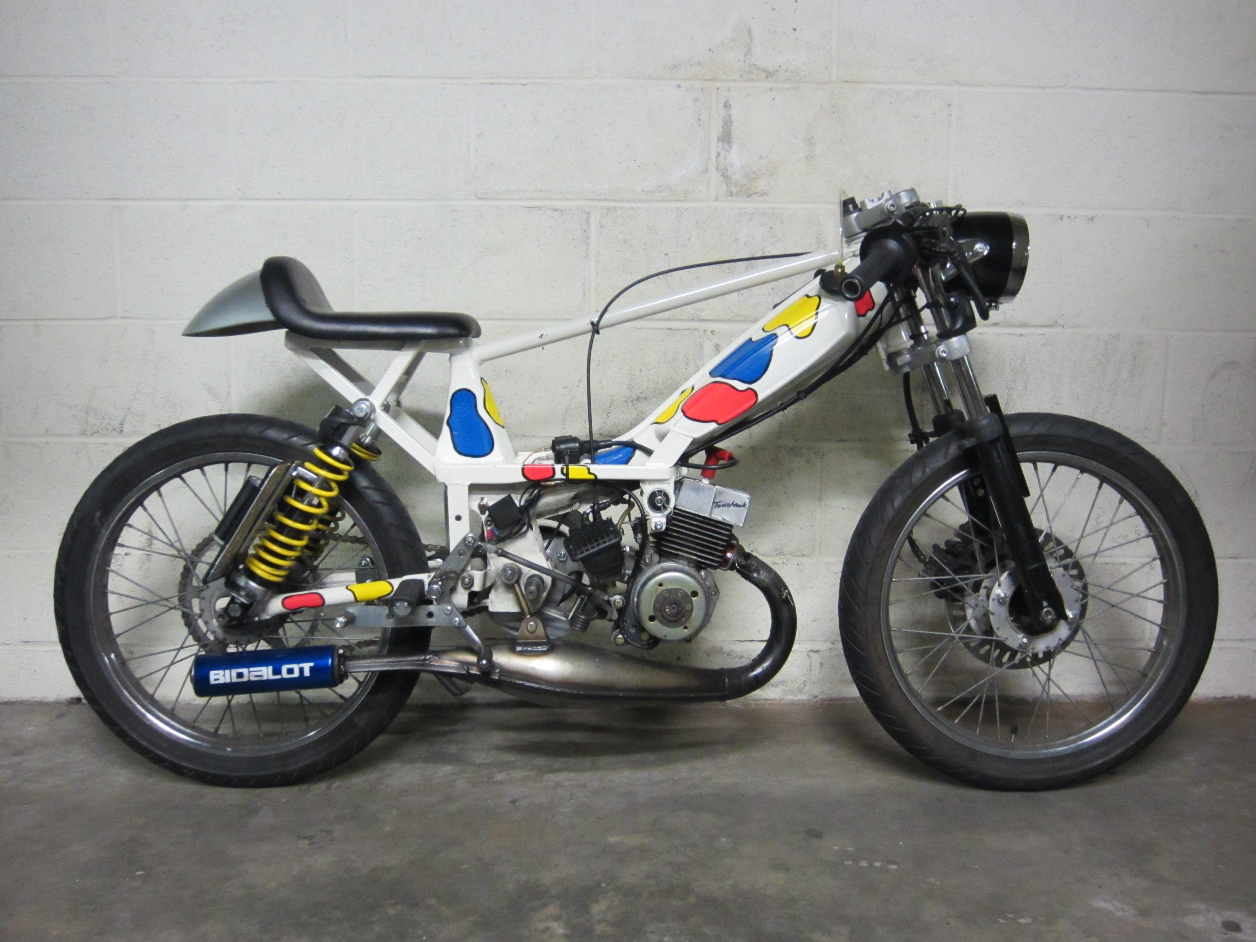 Tomos sprint moped