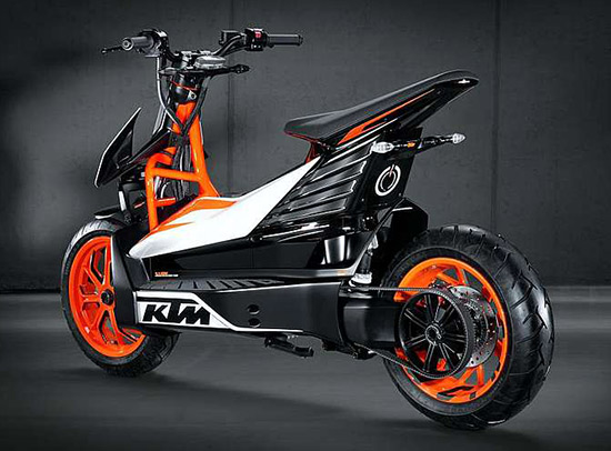 electric scooter | Tomahawk Mopeds