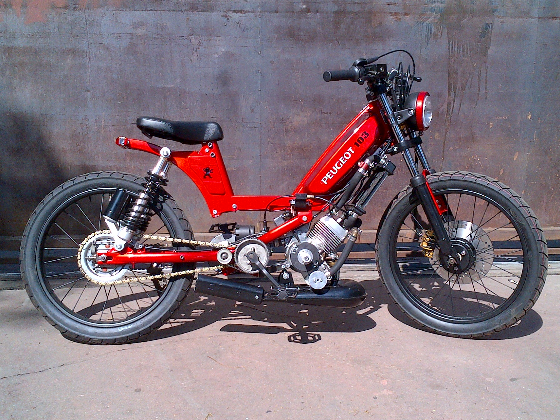 peugeot | Tomahawk Mopeds | Page 3