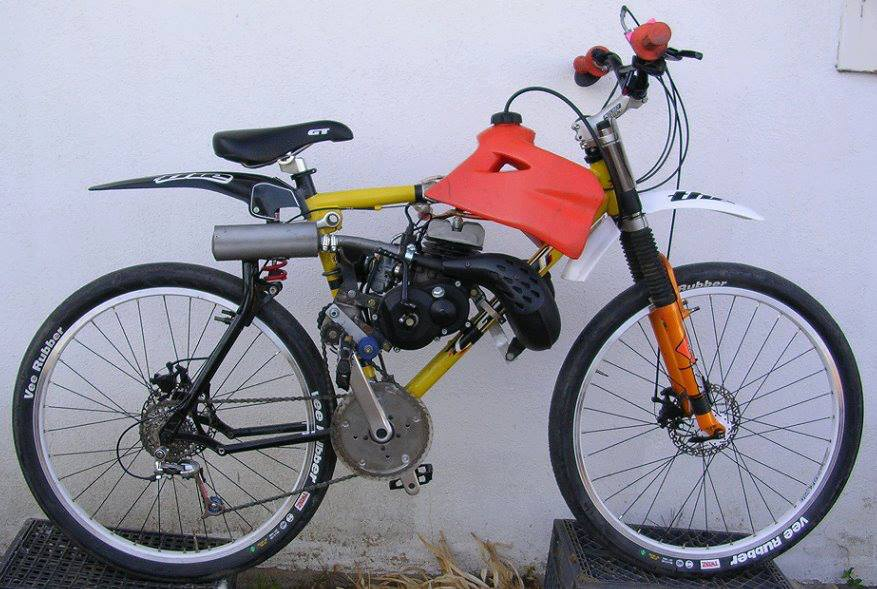 Socal Motor Bicycle Racing Tomahawk Mopeds