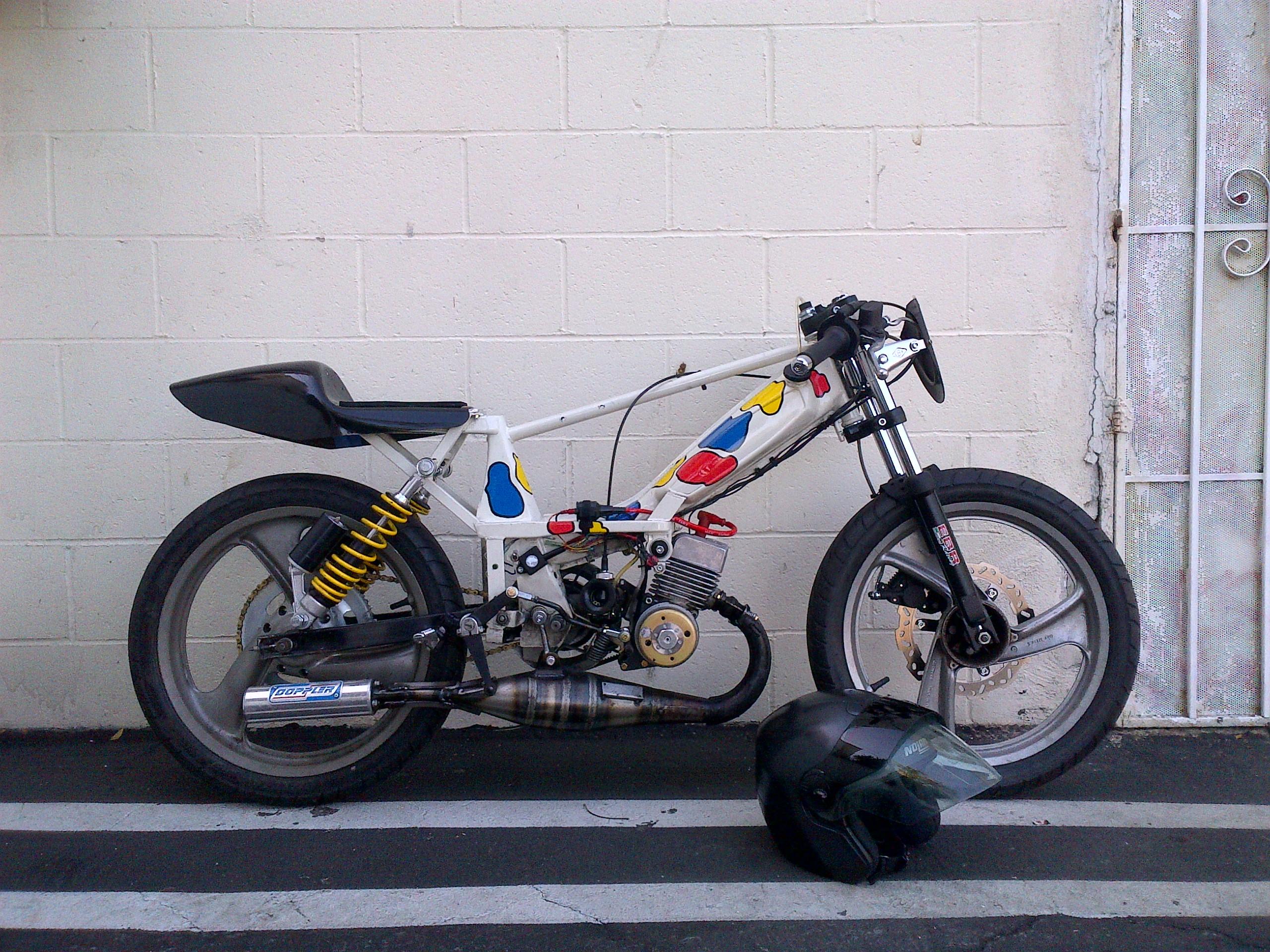 Uncategorized Tomahawk Mopeds