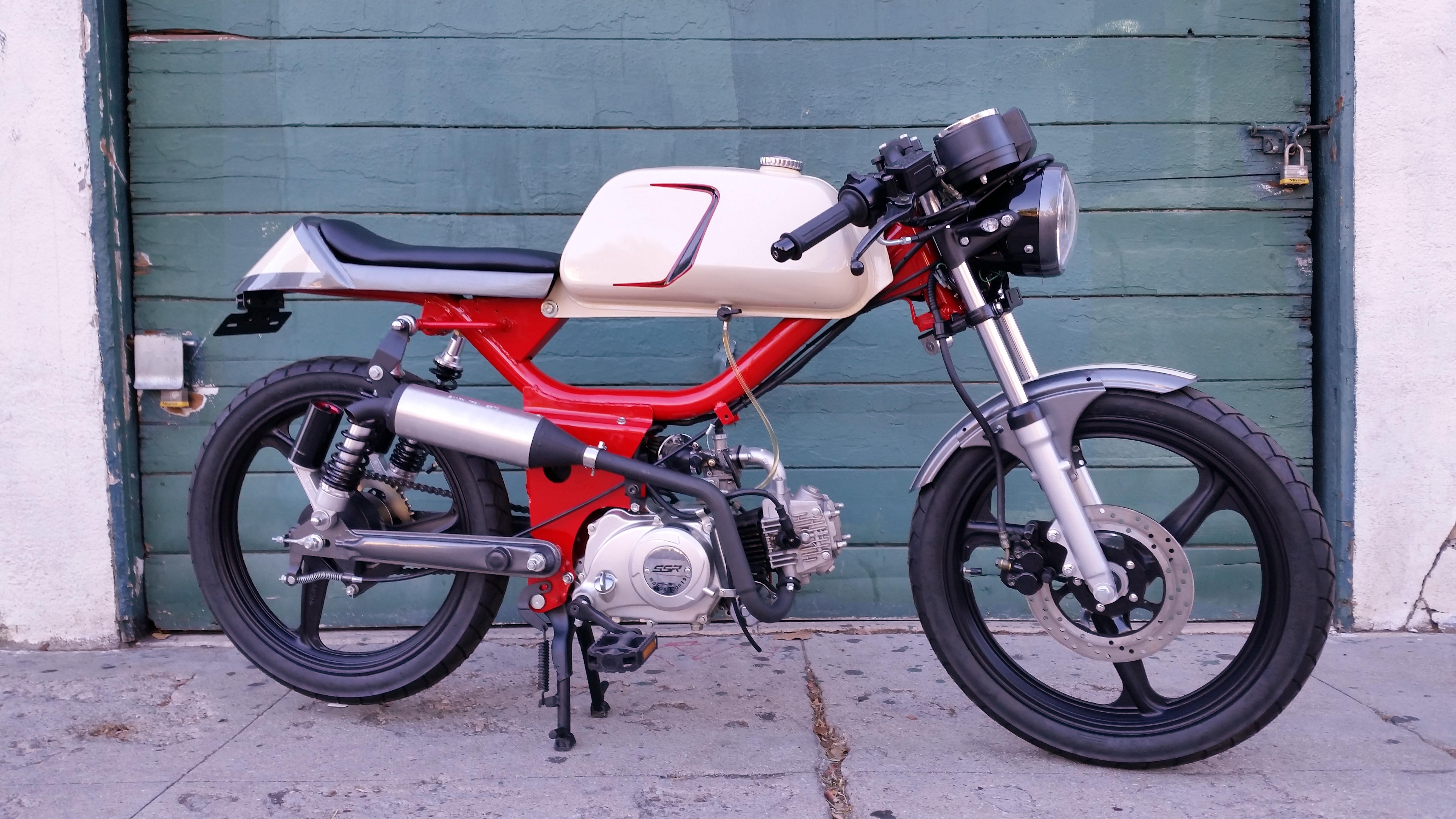 cafe racer tomahawk mopeds. Black Bedroom Furniture Sets. Home Design Ideas