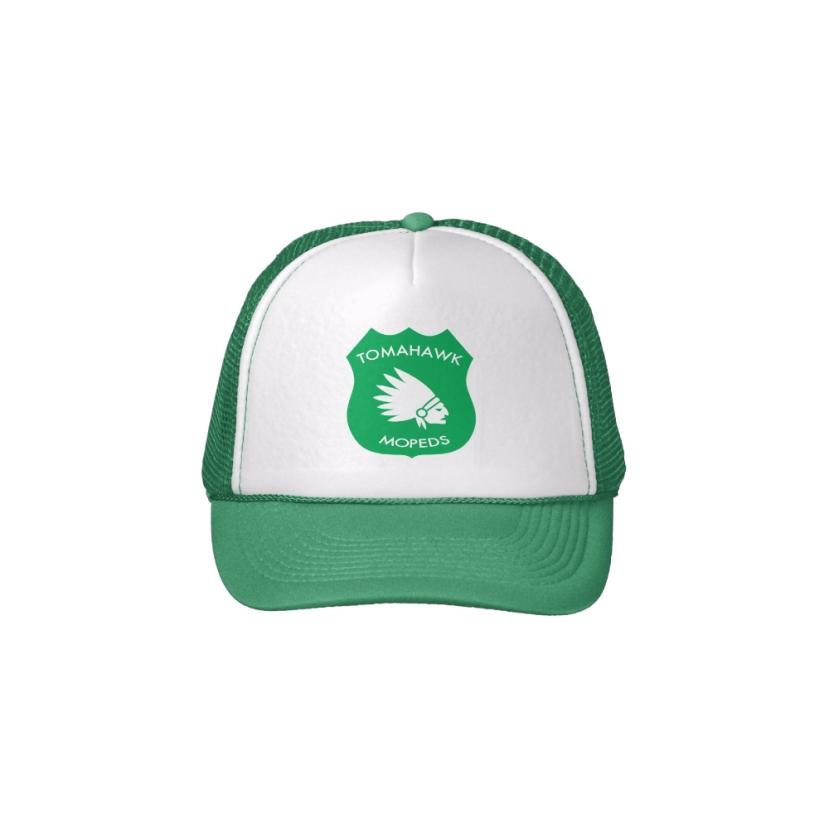 Tomahawk American Crest Hat