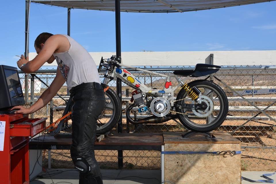 Tomahawk Mopeds